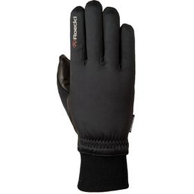Roeckl Kolon Gants coupe-vent, black